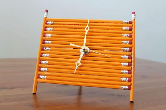 Домик из карандашей своими руками